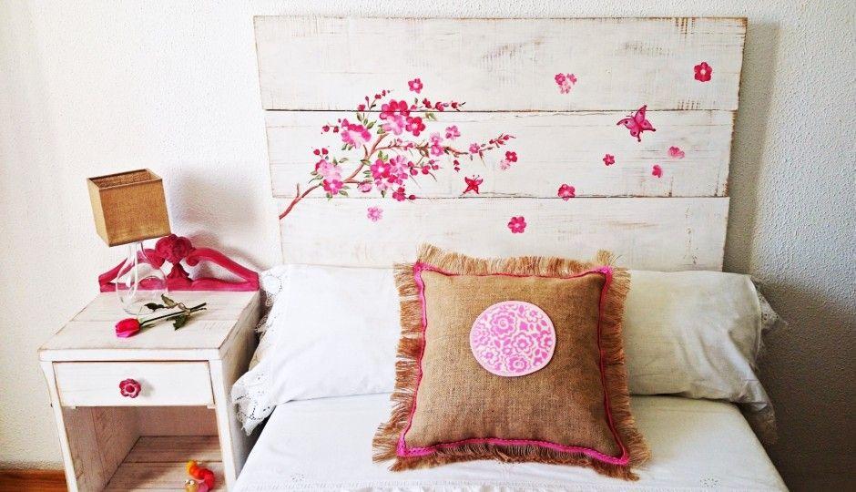 Cinco cabeceros DIY para nuestra cama de RED facilisimo   Hacer ...