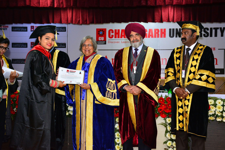 Pin by Chandigarh University on Convocation 2018 Fashion