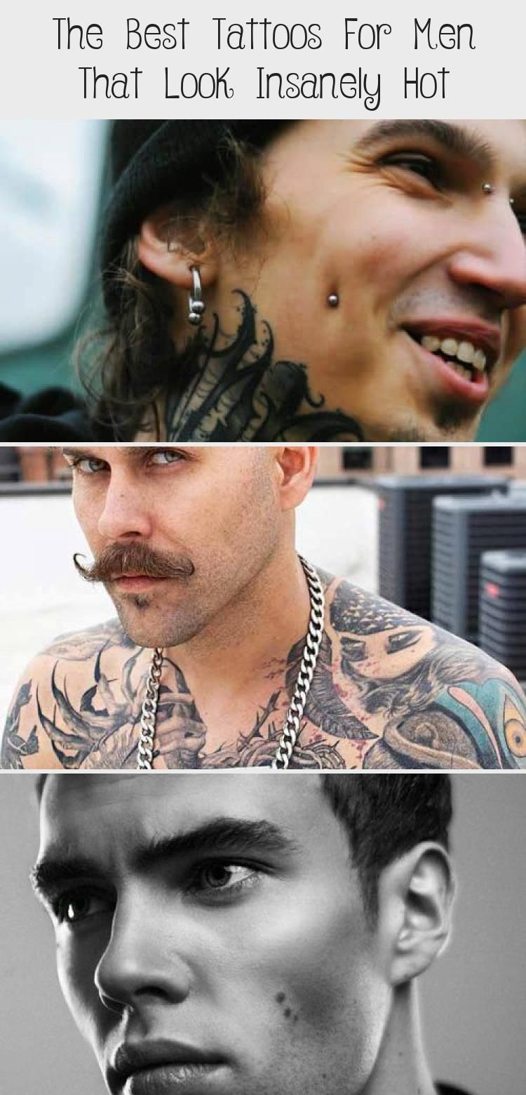Photo of The Best Tattoos For Men That Look Insanely Hot – Tattoos