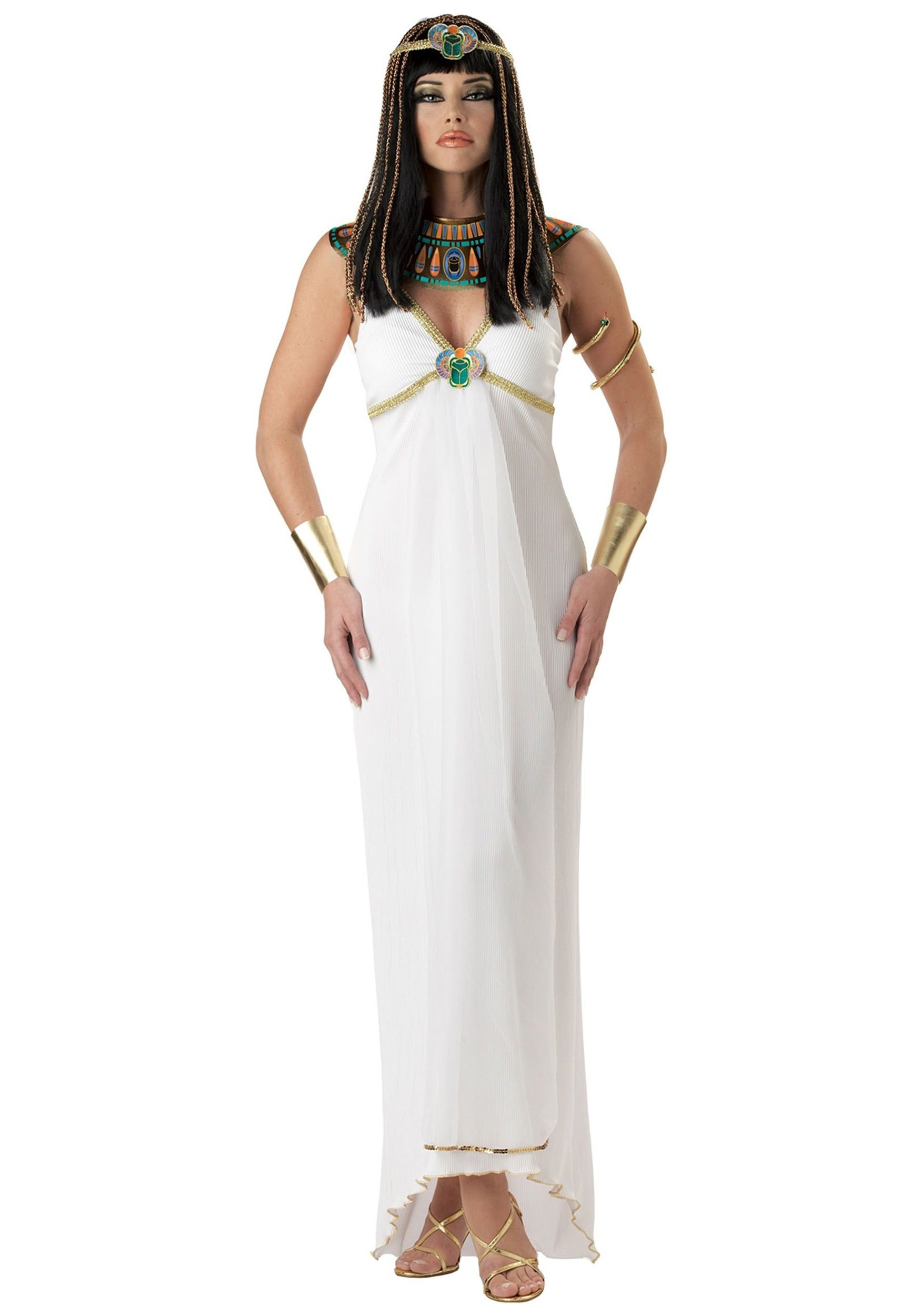 Adult Cleopatra Costume | Costume hire, Egyptian queen costume and ...