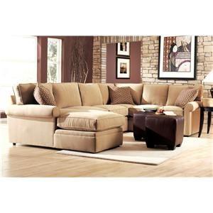 Merveilleux Rowe Brentwood Sectional Sofa   9251CRSC+2x9255SAL+9252LSE