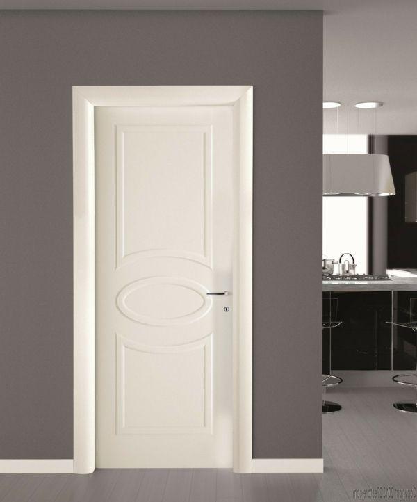 puertas blancas de interior   Puertas   Pinterest   Puertas blancas ...