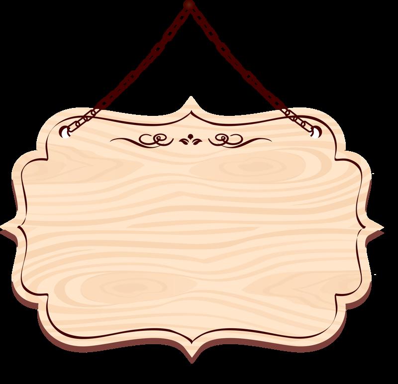 картинки деревянная табличка на прозрачном фоне смазанную