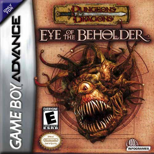 Dungeons And Dragons mages | Dungeons and Dragons - Eye of the Beholder (GBA) - Buy or Download ROM ...