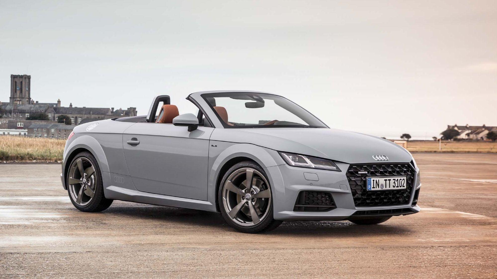 Kekurangan Audi Tt 2019 Tangguh