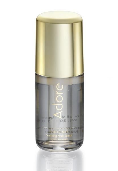 Adore Cosmetics Performer Sculpting Neck Serum Neck Serum Stem Cell Skin Care Hydrate Dry Skin