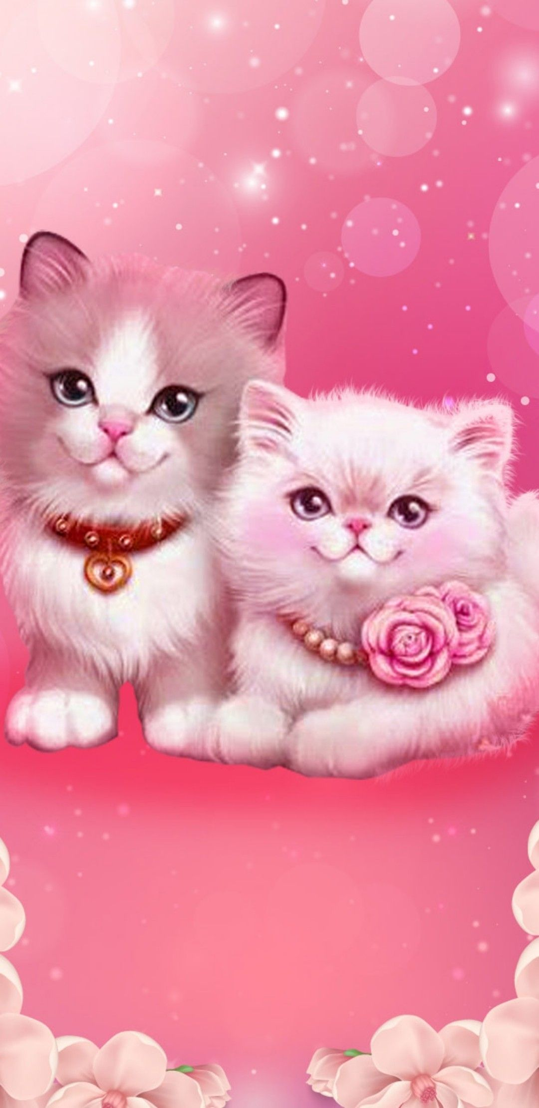 Cute Fluffy Tiny Kittens Around Cute Cartoon Animals To Draw Step By Step Cute Pictures Of Animals In Love Kittens Cutest Kitten Adoption Cute Cats