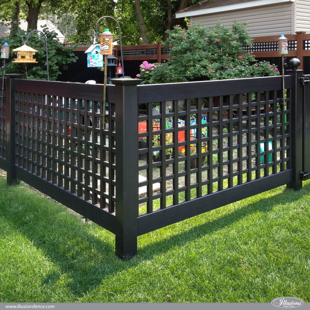 Delightful Illusions PVC Vinyl Fence Photo Gallery