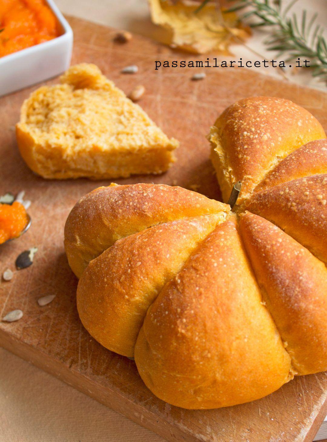 Pane alla Zucca Ricetta (con immagini) Ricette