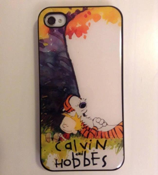 Case Calvin & Hobbes