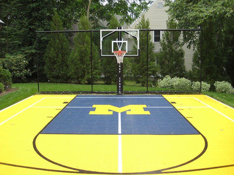#Boss backyard BBall court   My future backyard   Backyard ...