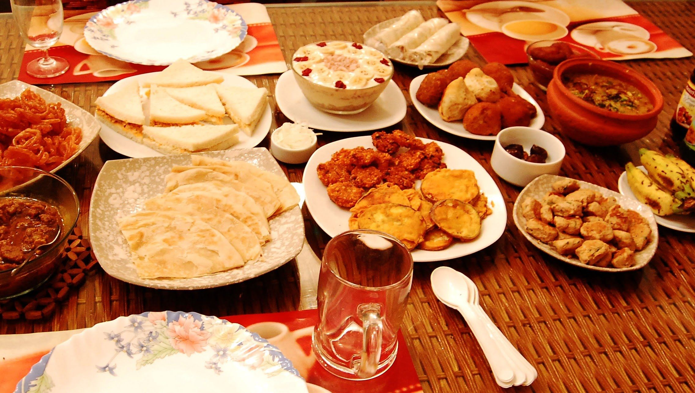 Iftar Around The World Ramadan Special Recipes Ramadan Recipes