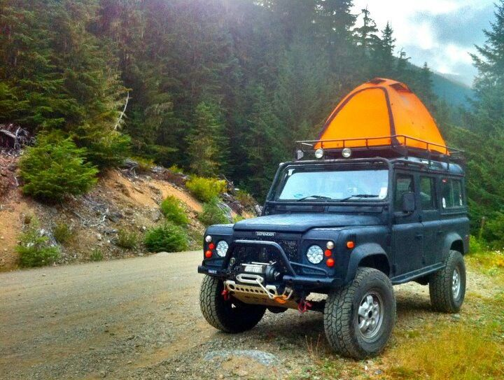 Roof Tent Land Rover Defender Land Rover Roof Tent