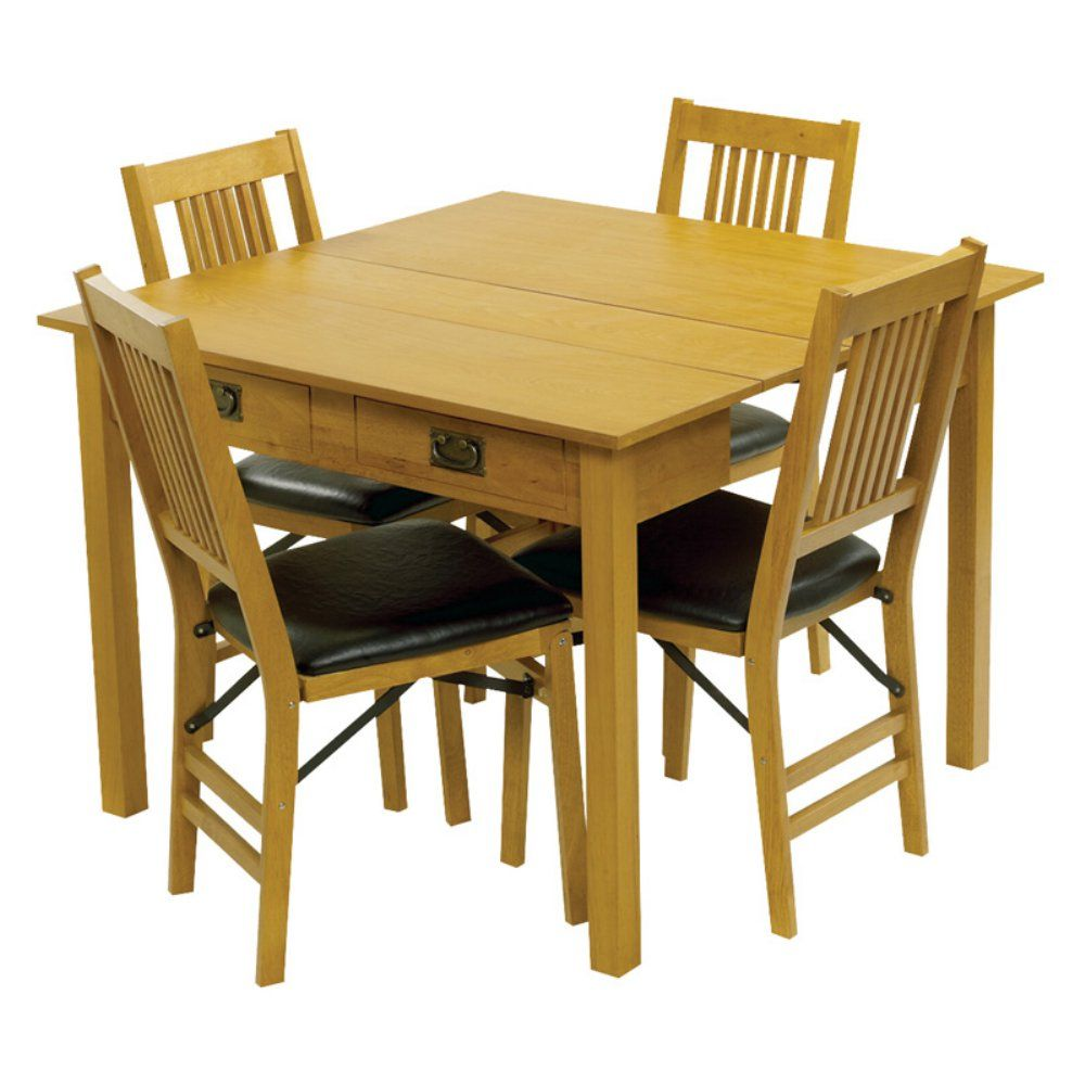 Meco Mission Style Expanding Dining Table If You Re