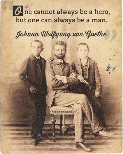 Manly Quotes Manhood Men Quotes Art Of Manliness Quotes
