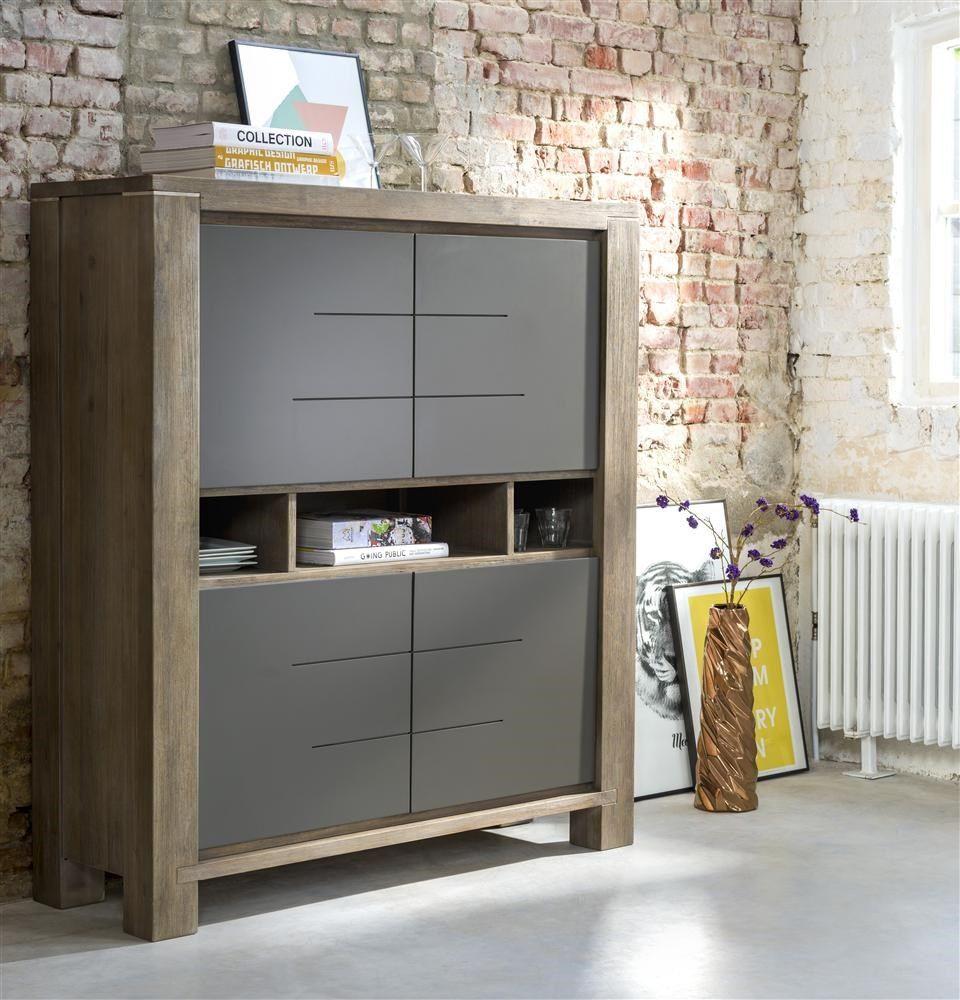 Meuble H Et H collection multiplus | mobilier de salon, armoire rangement