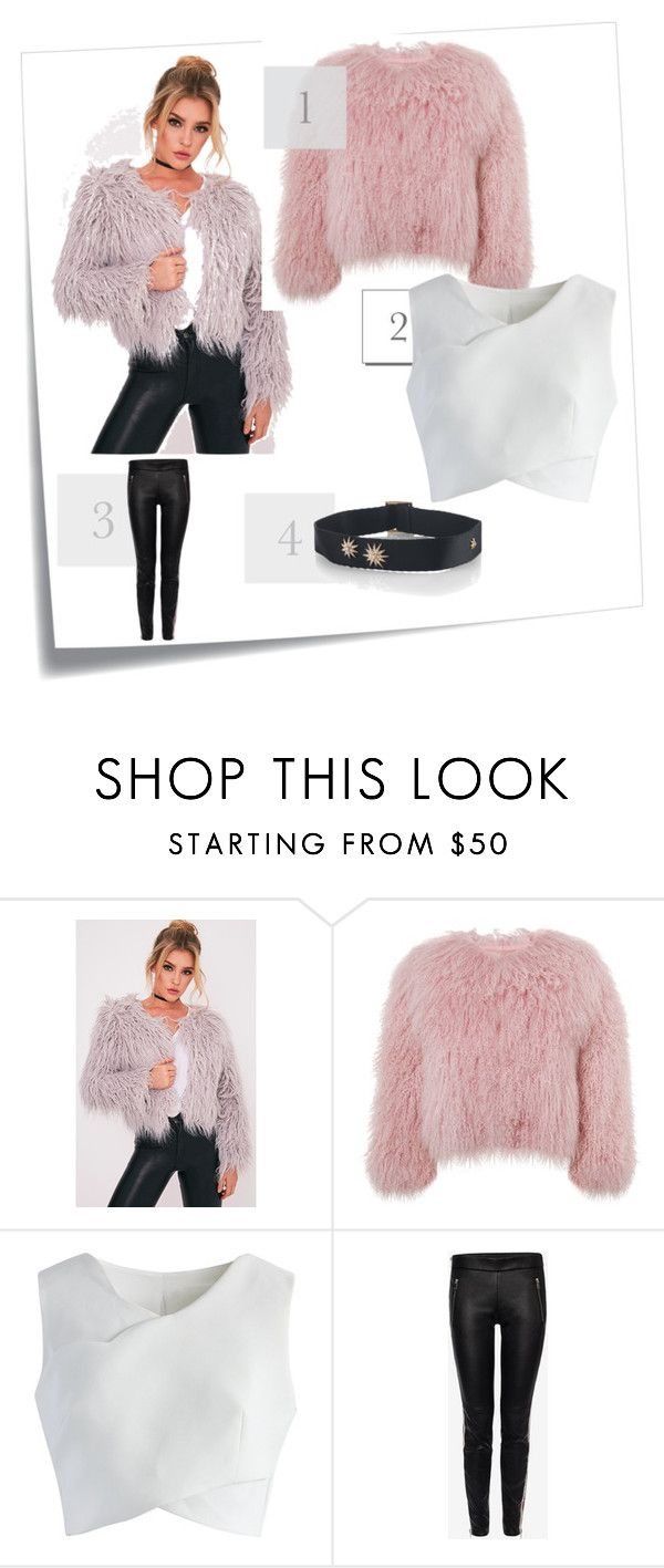 """want this"" by snow-5 ❤ liked on Polyvore featuring Post-It, Charlotte Simone, Chicwish and Alexander McQueen"