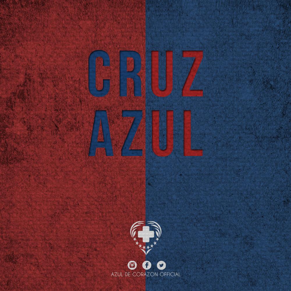 Poster Cruz Azul Colores 2017 Uñas azules, Cruz azul