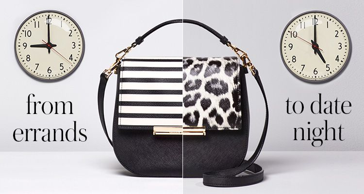 db219fd6bf9a Convertible (& Reversible) Handbag Wraps & Flaps - One Bag, Many Looks! |  Kate Spade New York