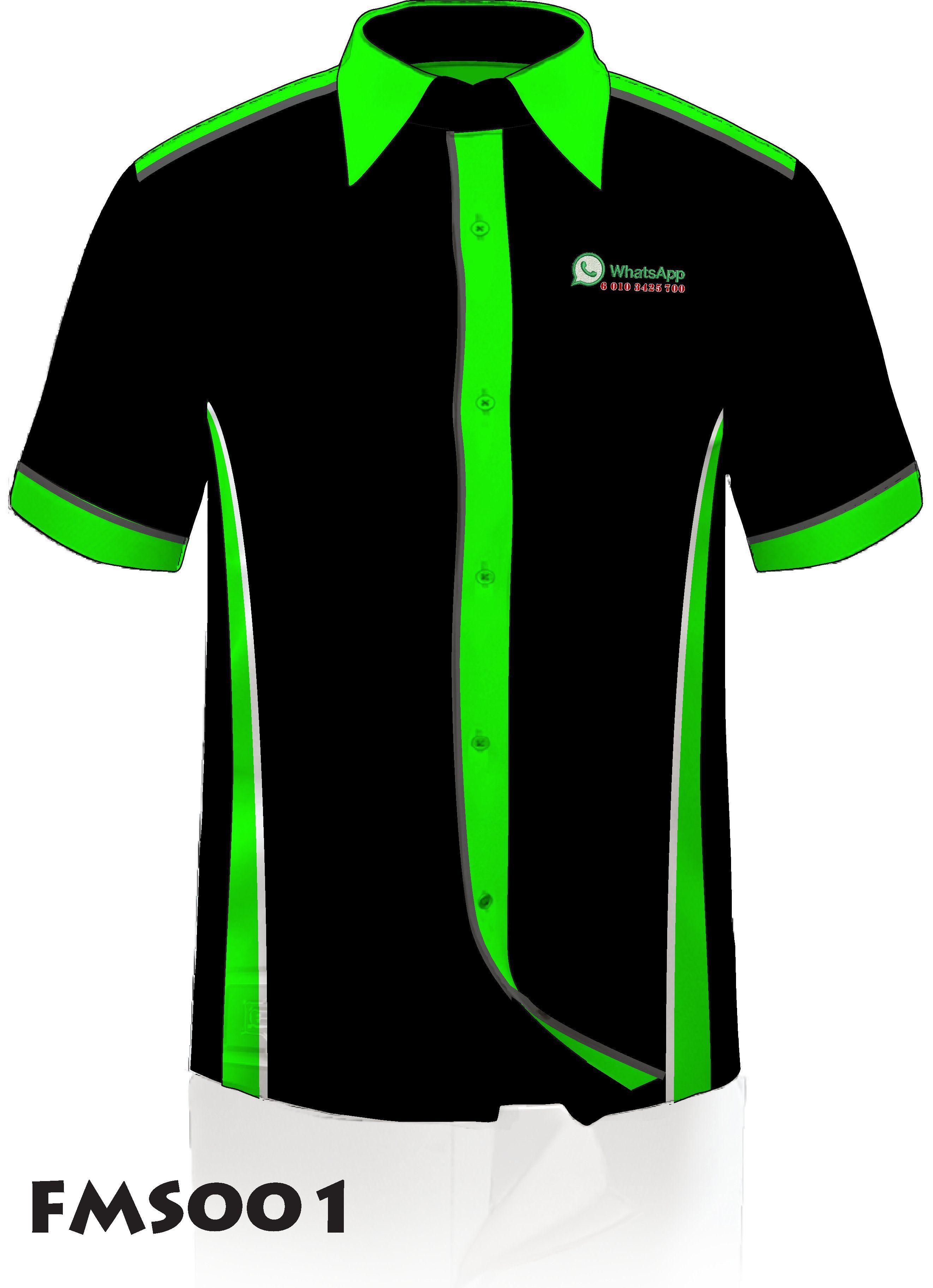 Contoh Baju Korporat Design 2018 Corporate shirts