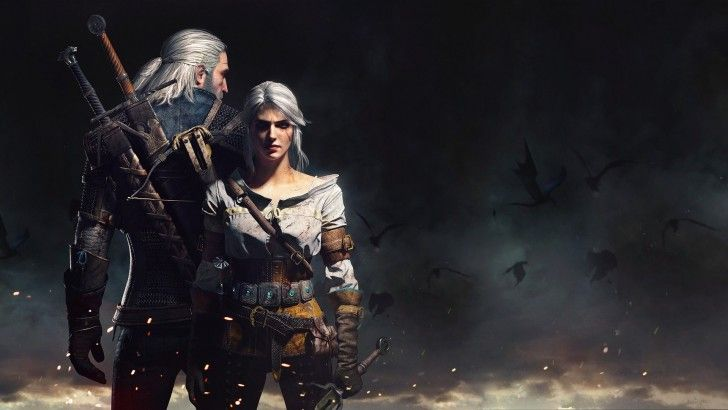 Download The Witcher Wild Hunt Wallpaper HD Geralt and