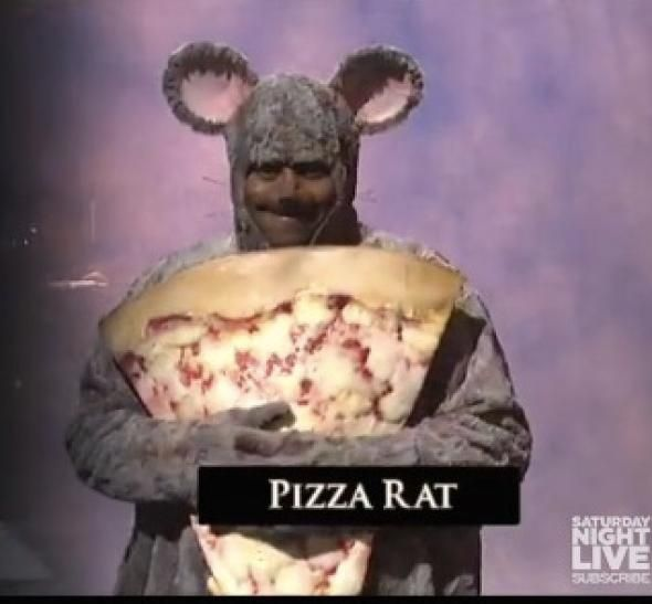 sexy pizza rat