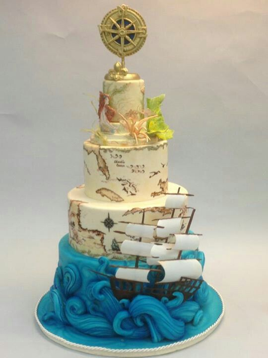 Wedding Cake by Christopher Garren
