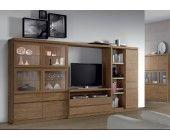 Composición modular de muebles perfecta para cualquier salón e ideal para todos…