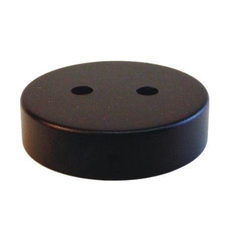 de techo salidas 90mm negro de dos ComprarFlorón IyY7vfgmb6