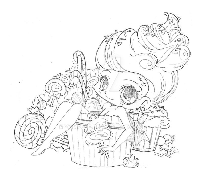 Scrap Candy Store Wip Coloring Books Free Adult Coloring Pages Adult Coloring Pages