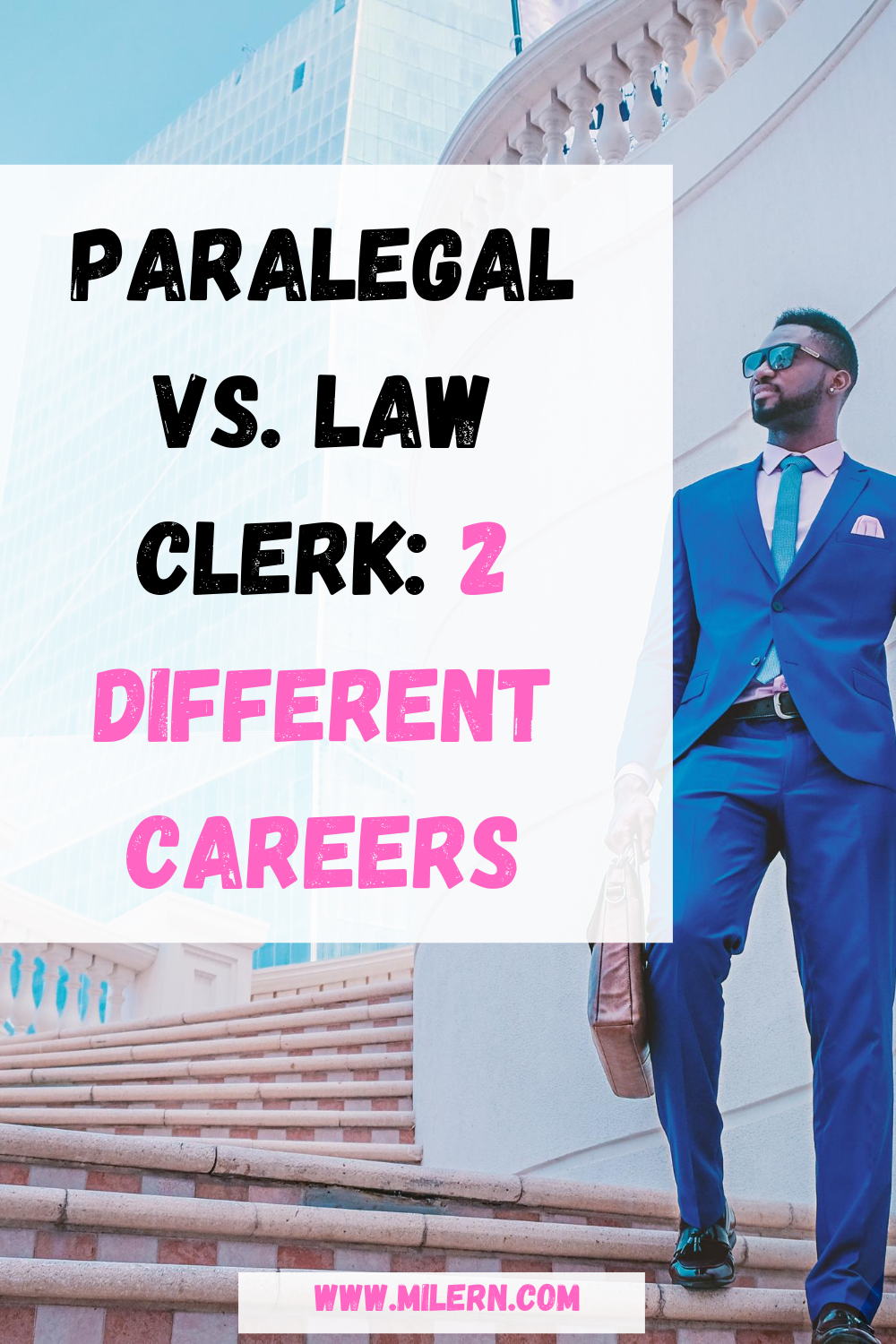 The Difference Between The Paralegal And Law Clerk Why These Two Positions Are Different Paralegal Different Careers Paralegal Student