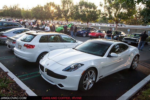 Nice Fisker photo found on the web
