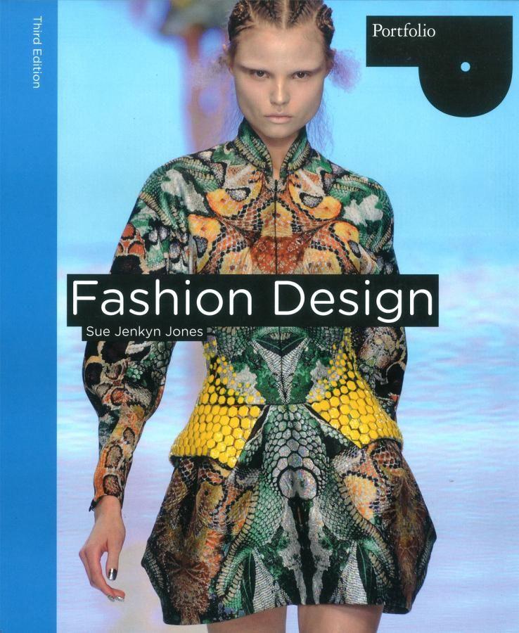 Fashion Design (Portfolio) 3rd ed. bog fra Viking og Creas