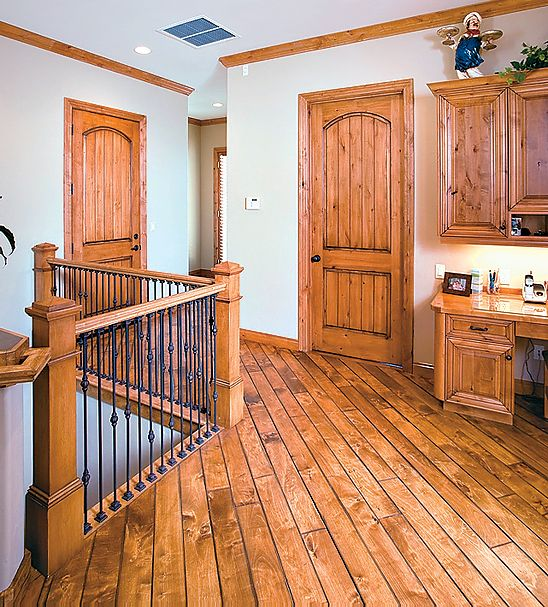 Best Floor Trim Door Railing Love Rustic Doors Basement 400 x 300