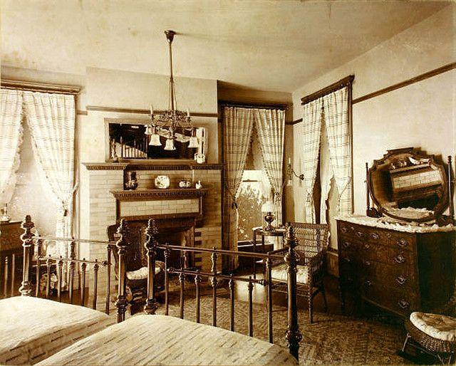 Bedroom 1910 S Victorian Interiors Victorian Homes Bedroom Vintage