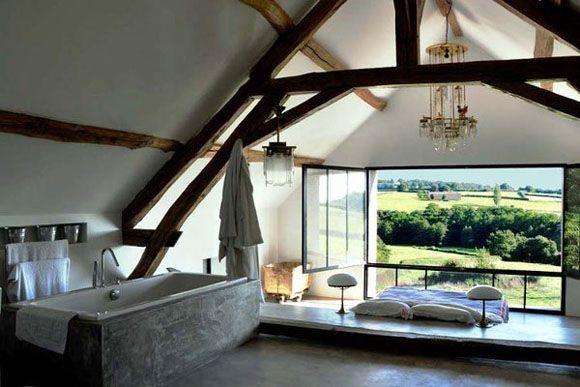 Dormitorios abuhardillados [] Attic bedrooms