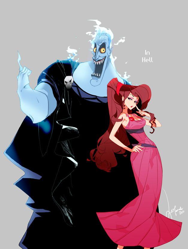 Tags: Anime, Megara, Disney, Hades (Hercules), Hercules