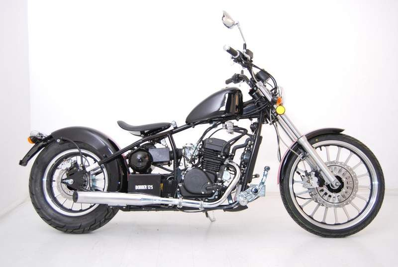regal raptor bobber 125 cc motos pinterest bobbers bobber style and cars. Black Bedroom Furniture Sets. Home Design Ideas