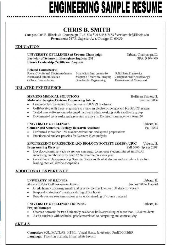 Resume Examples Uiuc , ResumeExamples Resume examples