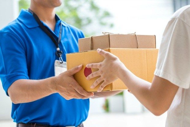 The Reliable Door to Door Delivery Service | Courier service, Cargo  services, International courier services