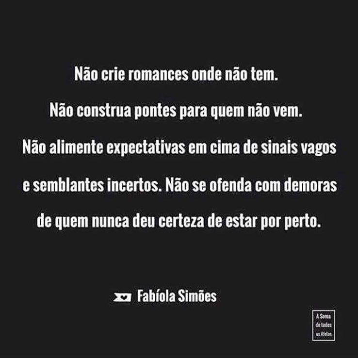 Invista No Amor Próprio Regram At Asomadetodosafetos Frases