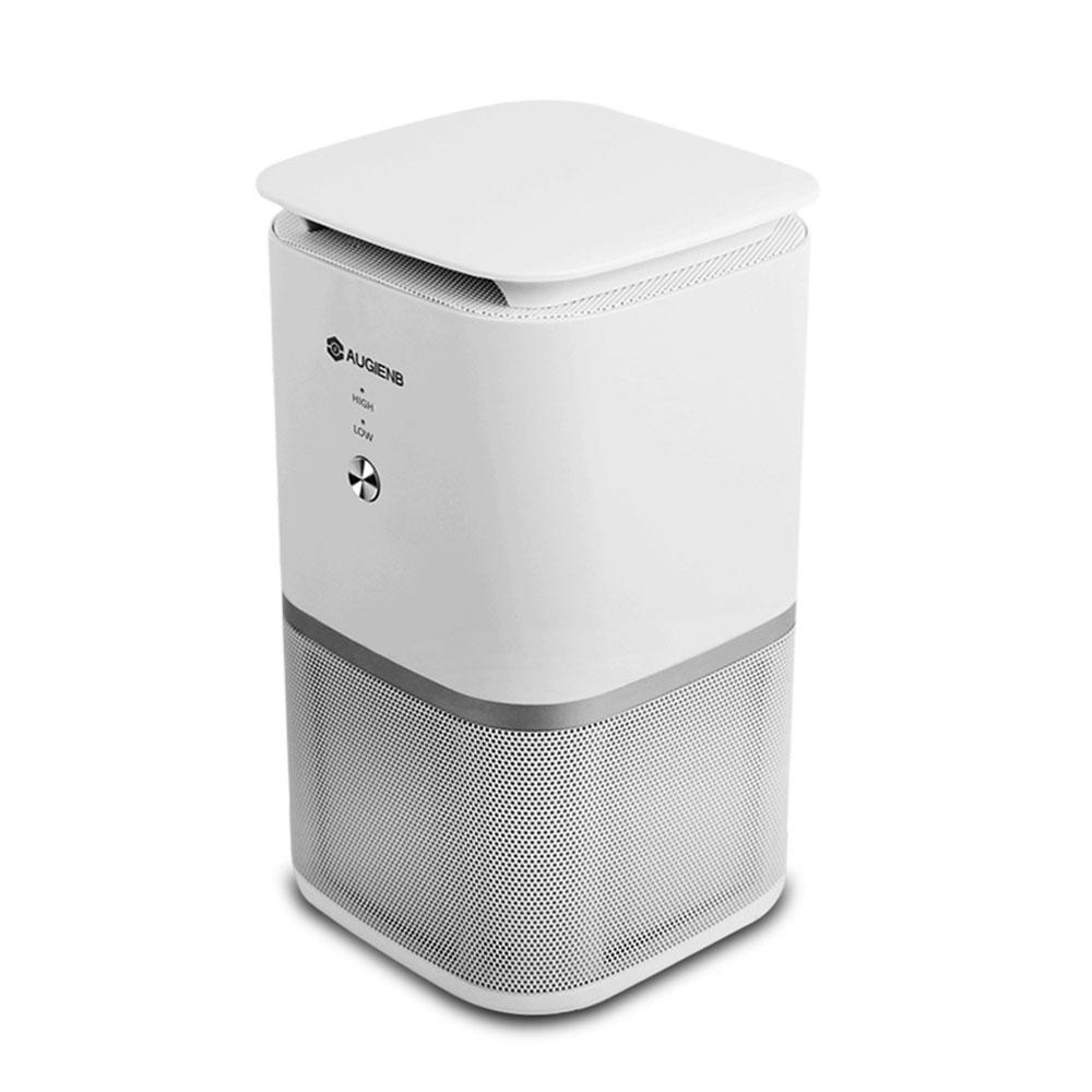 AUGIENB A-DST02 Air Purifier HEPA Active Carbon Filter No Ozone ...