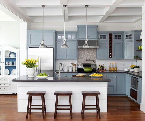 fresh ideas for kitchen floors | stylish kitchen and kitchen floors