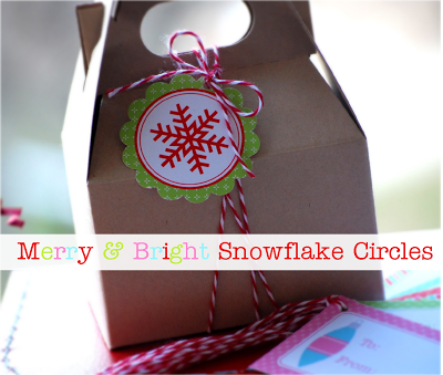 Christmas Merry & Bright FREE Printables | The Twinery