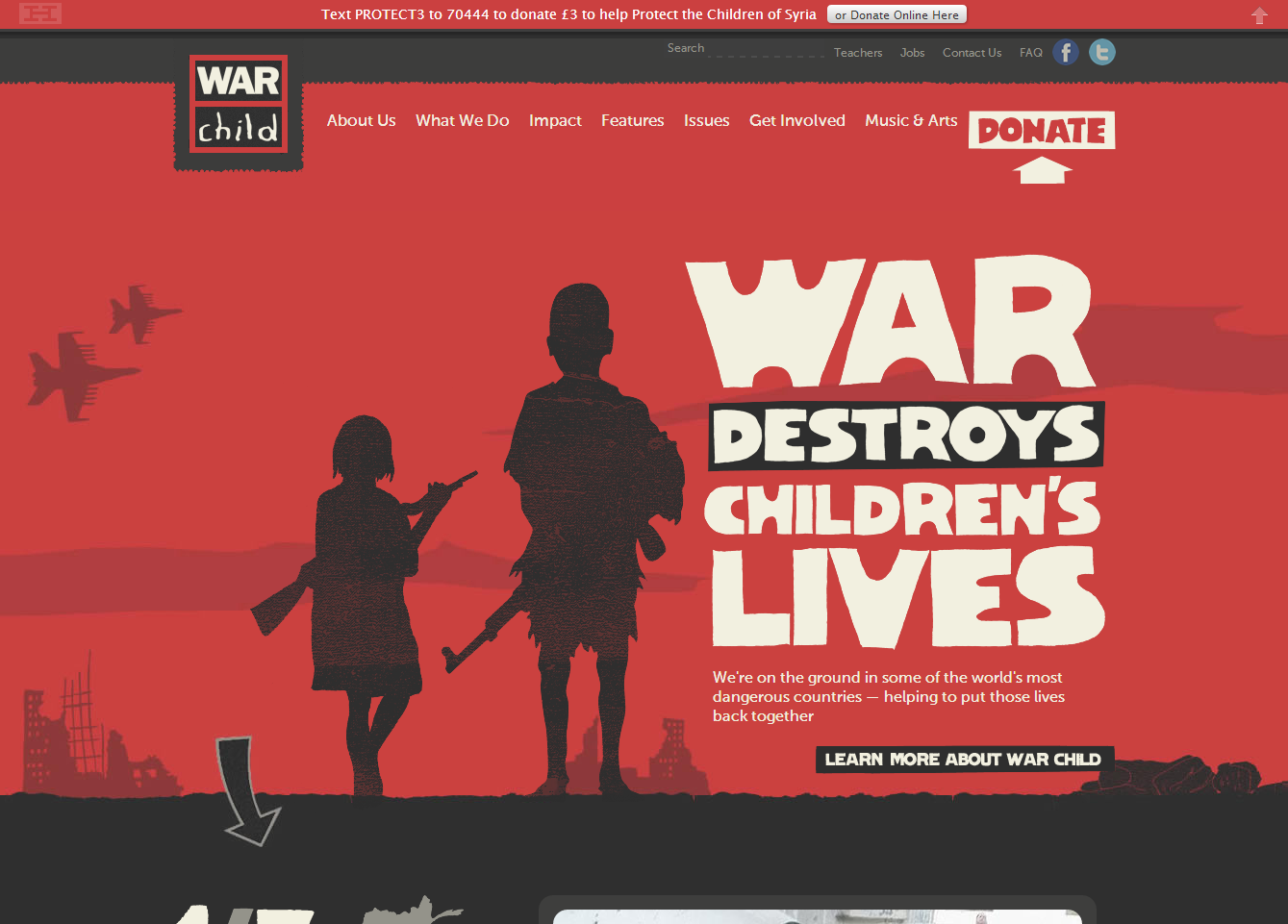 27 best images about Supporting the 'War Child' Charity, London on ...