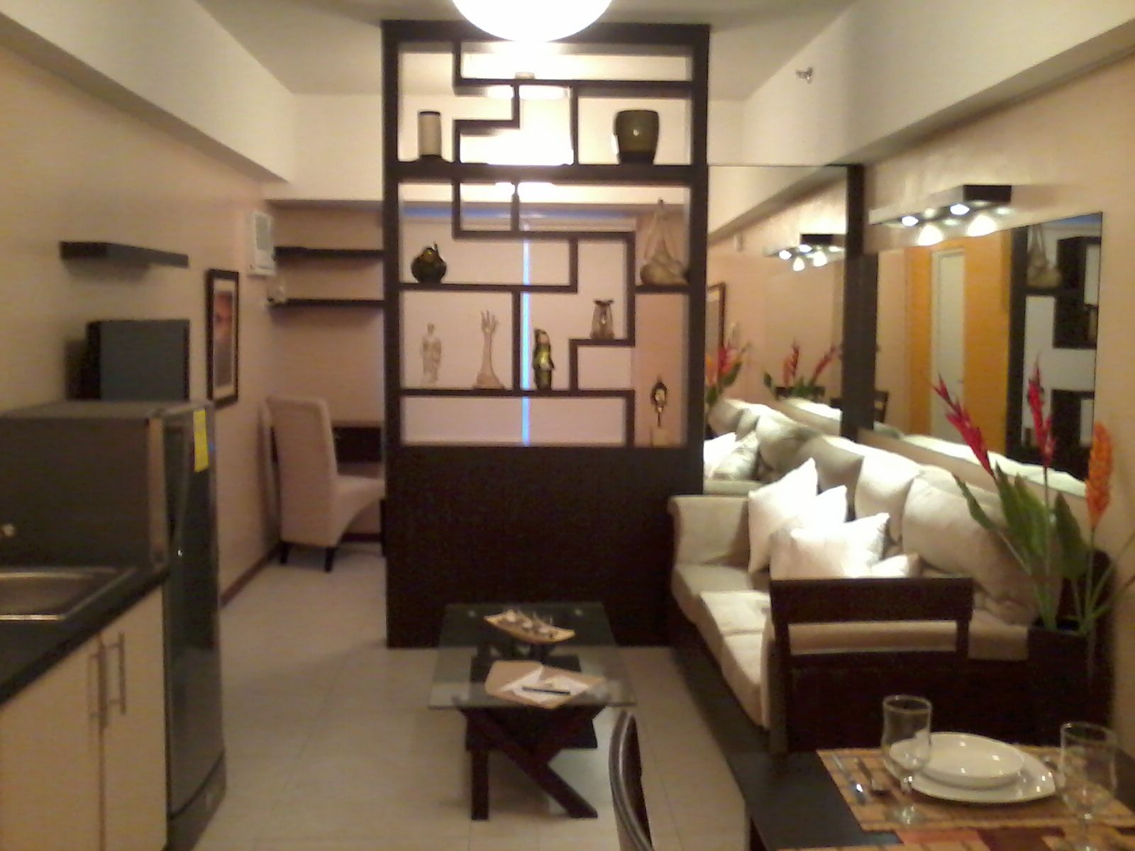 Very Small House Small Space Small Living Room Design Philippines