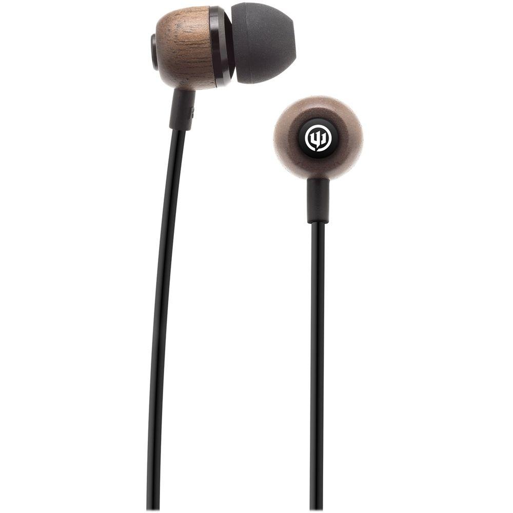 5bc55c77756 Shop Wicked Audio Raider Wireless In-Ear Headphones Black/walnut at Best Buy .