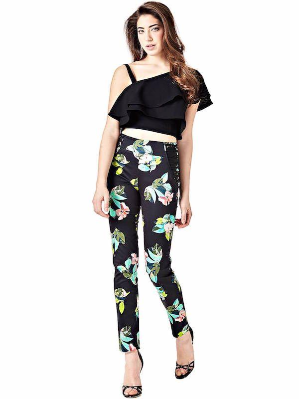 Catalogo Guess Primavera Verano 2020 Moda En Pasarela Moda Tendencias De Moda Vestido Guess