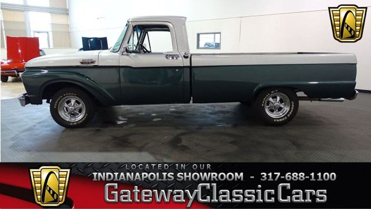 1964 Ford F100 F 100 Truck In Lincoln Ne 330 Pickup For Sale 100889498