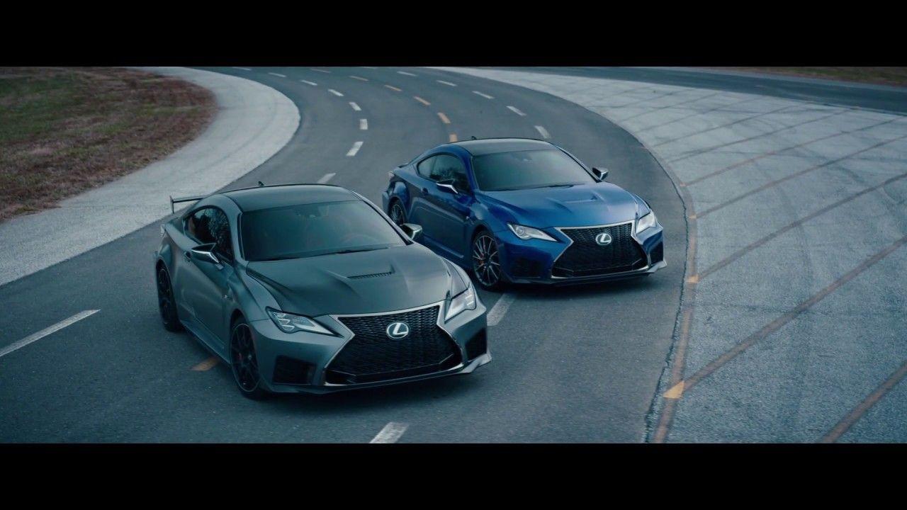 The 2020 Lexus RC F Track Edition Reveal Video Lexus